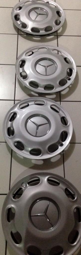 (VENDO): Calotas Mercedes Classe A - W168 - R$300,00 (VENDIDO) 5693369065