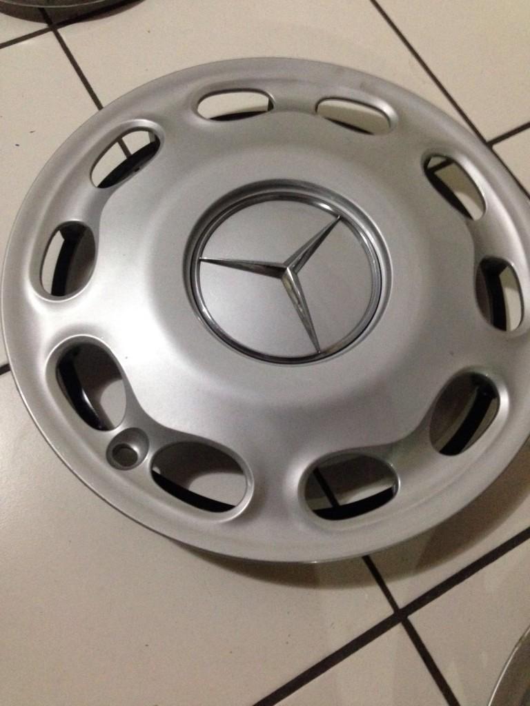 (VENDO): Calotas Mercedes Classe A - W168 - R$300,00 (VENDIDO) 6931164246