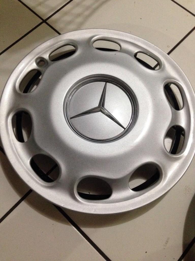 (VENDO): Calotas Mercedes Classe A - W168 - R$300,00 (VENDIDO) 8734987382